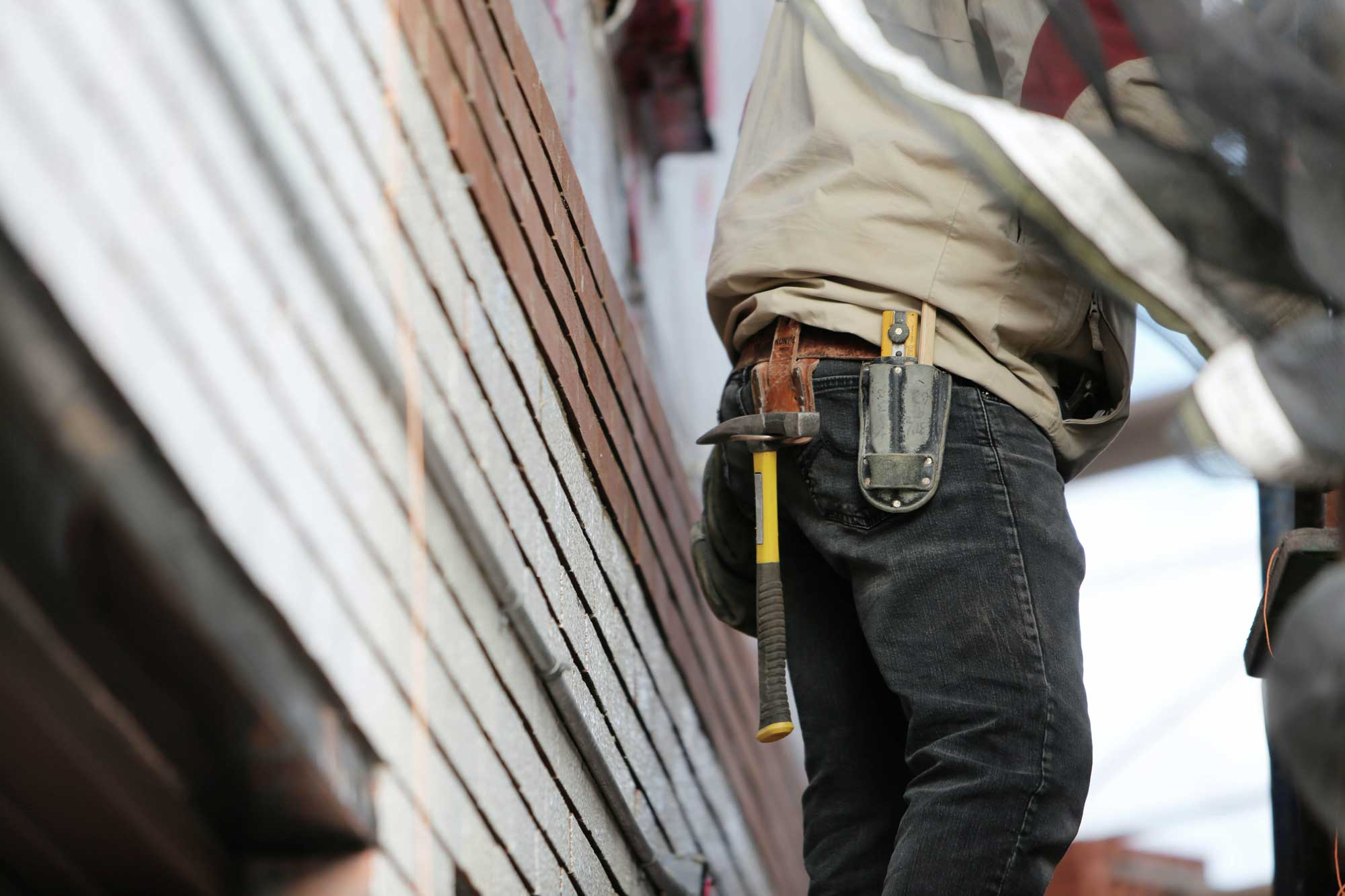 Lo stereotipo del muratore bergamasco